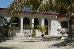 Accommodations in Xcalak - Casa Redonda