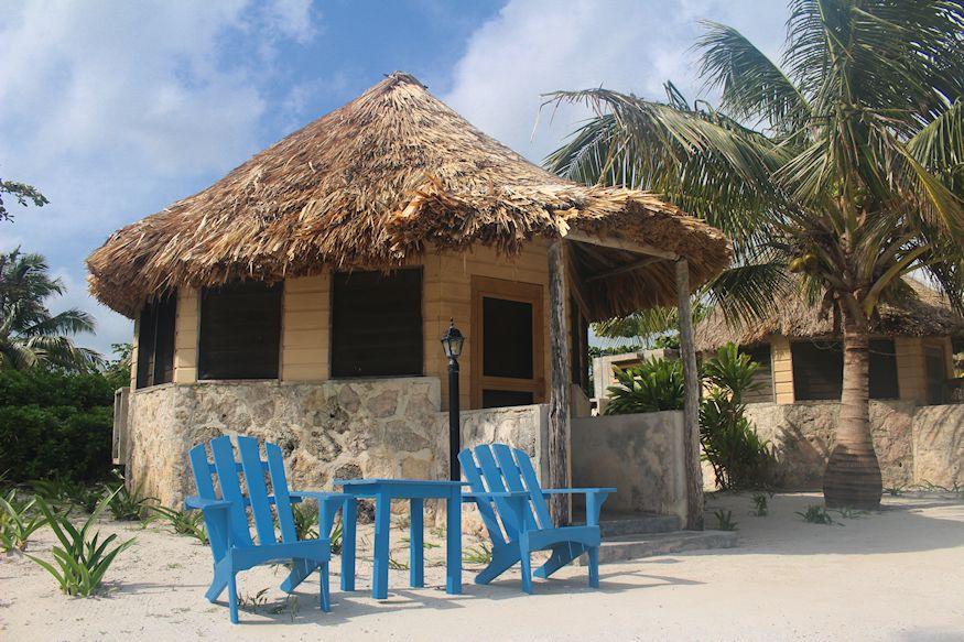 Palapa Resort Hut Costa de Cocos