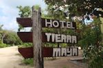 Accommodations in Xcalak - Hotel Tierra Maya