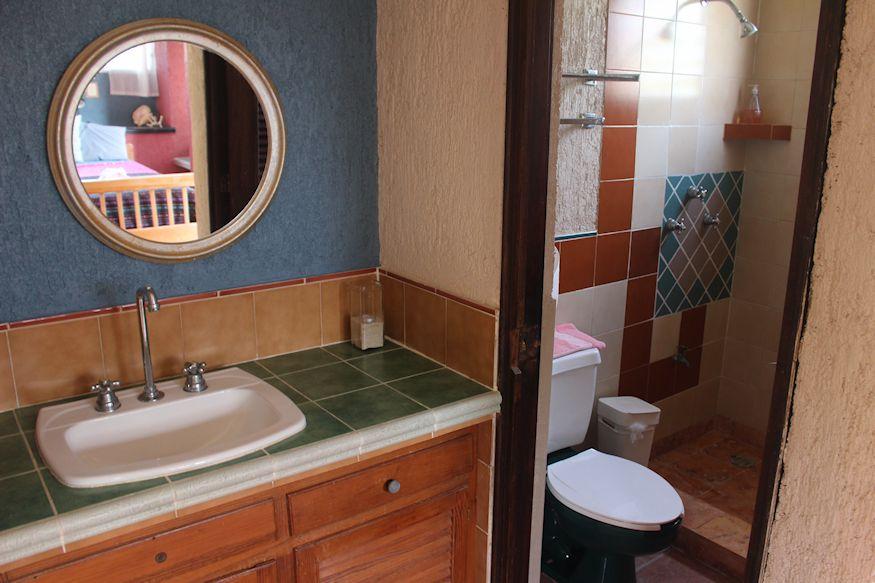 Sin Duda Villas Bathroom