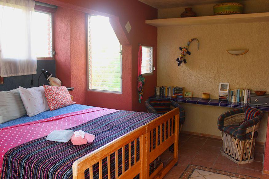 Sin Duda Villas Bedroom