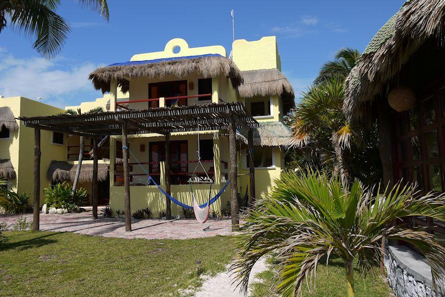 Hotel Tierra Maya Xcalak