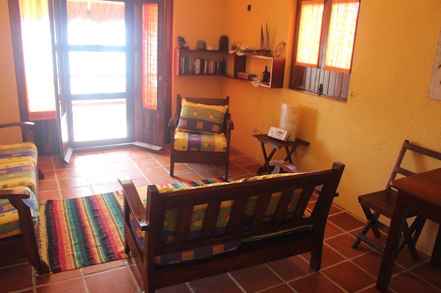 Deluxe room of Hotel Tierra Maya