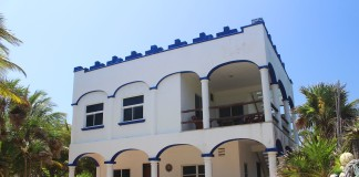 Playa Sonrisa Main Building