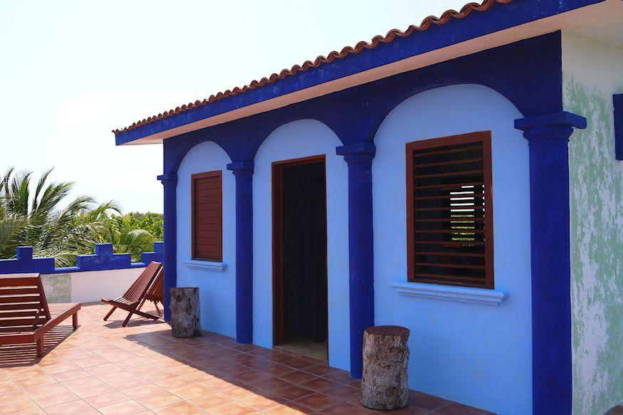 Playa Sonrisa Blue Rooftop Bar