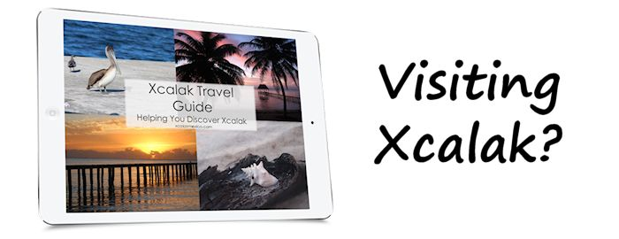 Xcalak Travel Guide Cover