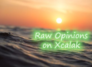 Raw opinions on Xcalak