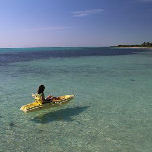 kayaking in xcalak