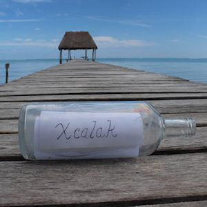 Xcalak in a bottle