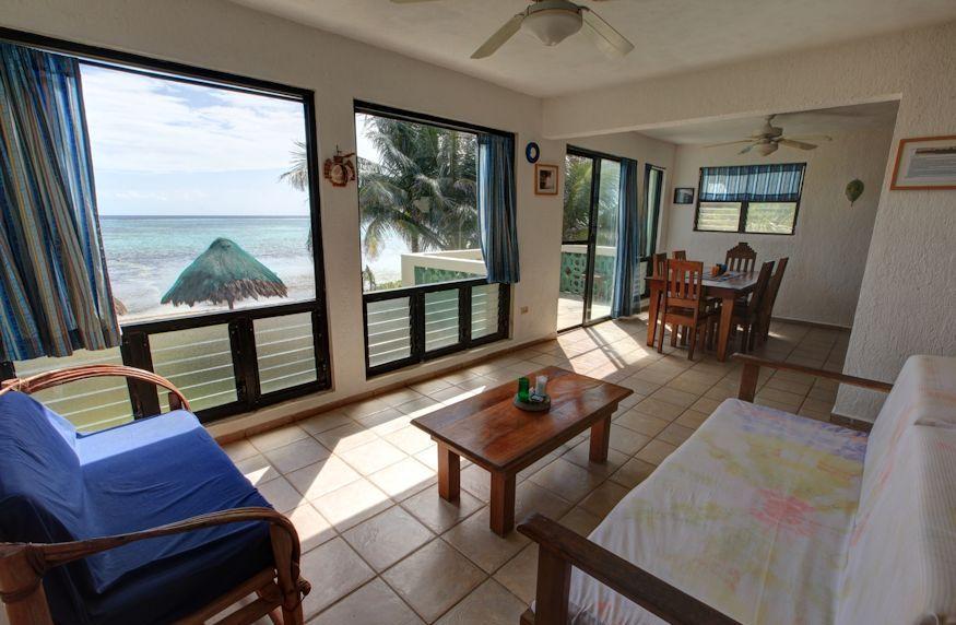 Casa de Suenos - two bedroom living area