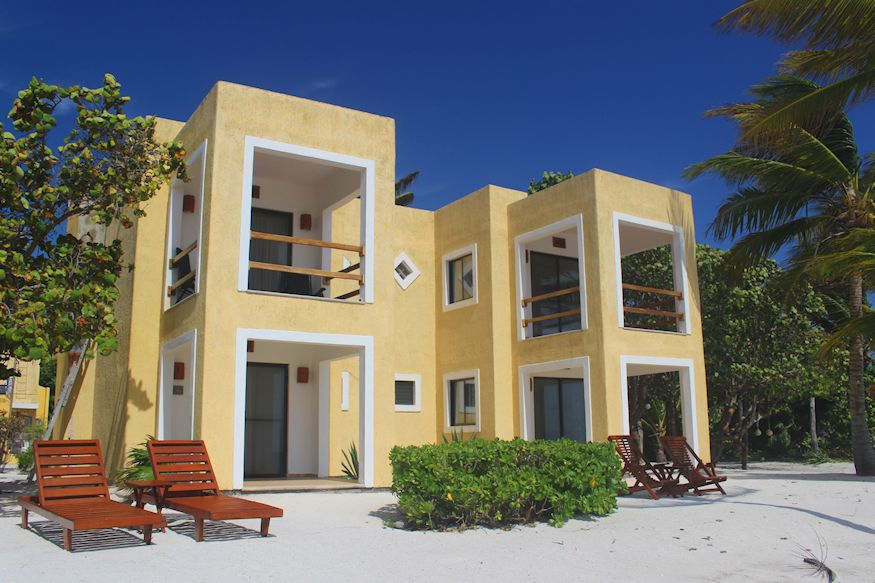 Front view of Casa Paraiso B&B
