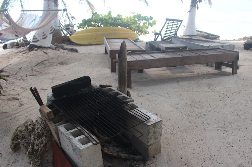 Sin Duda Villas Fire Pit