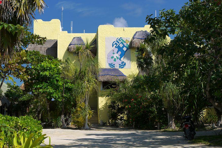 Hotel Tierra Maya Logo