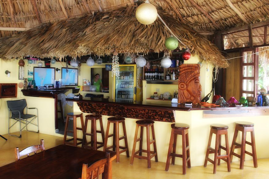 Restaurant Mayan Grill Hotel Tierra Maya