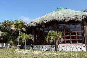 Mayan Grill Restaurant Hotel Tierra Maya
