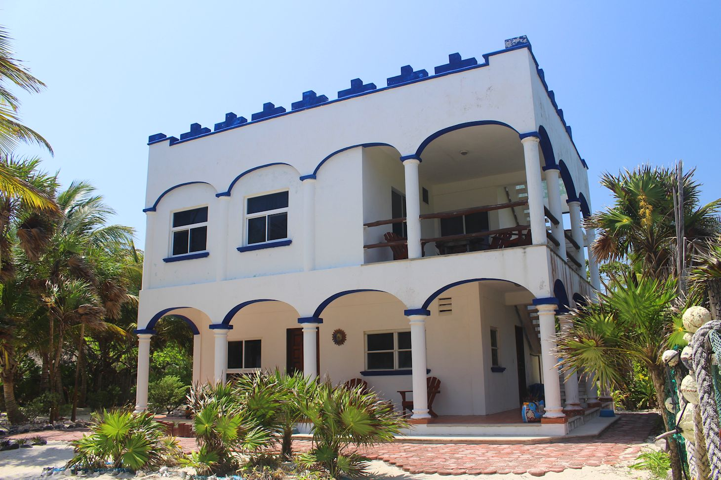Playa Sonrisa Main Building