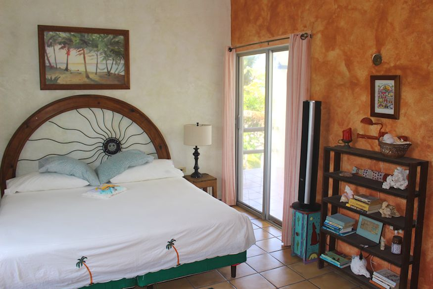 Playa Sonrisa King Bedroom