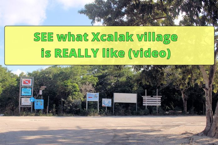 Xcalak Village featured image